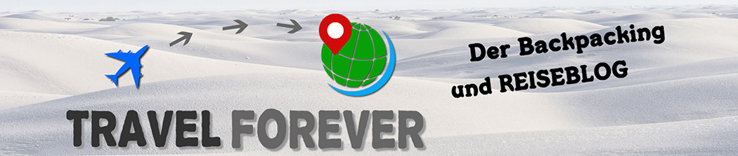 TRAVEL FOREVER – Reiseblog -