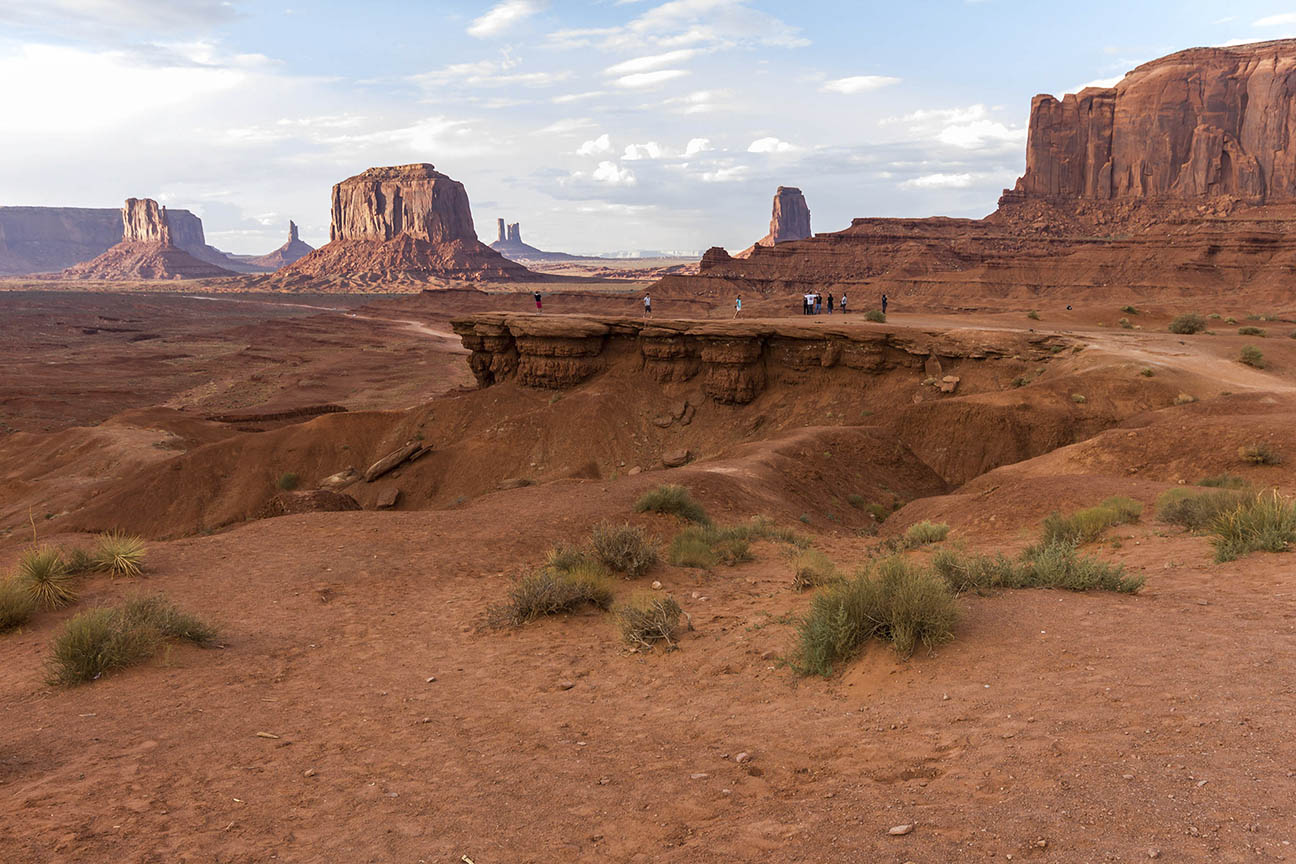 Monument Valley - John Ford Point