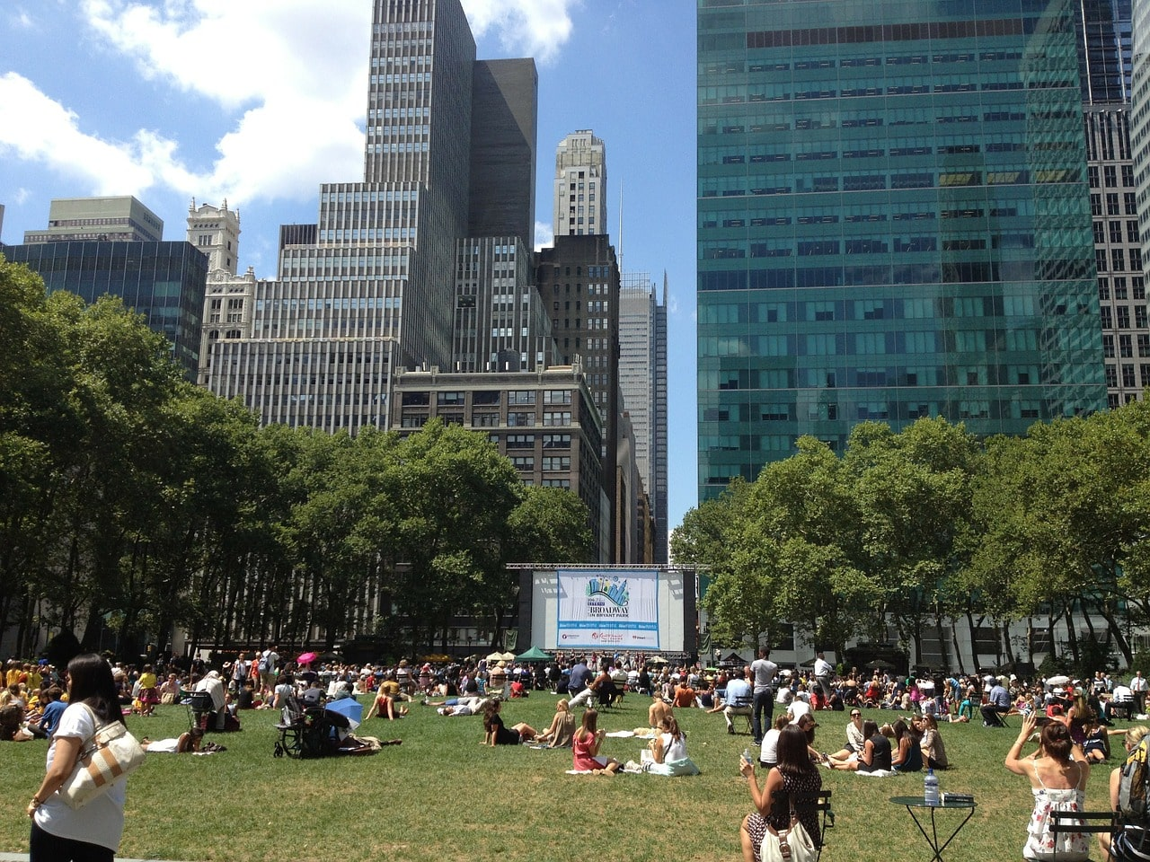 Bryant Park New York