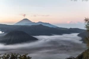 Mount Bromo Indonesien