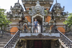 Couchsurfing Indonesien