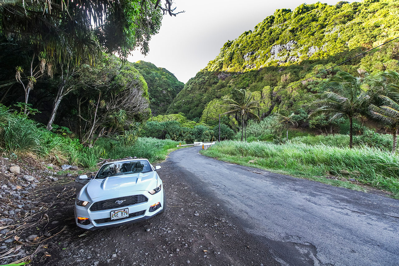 Road to Hana, Maui