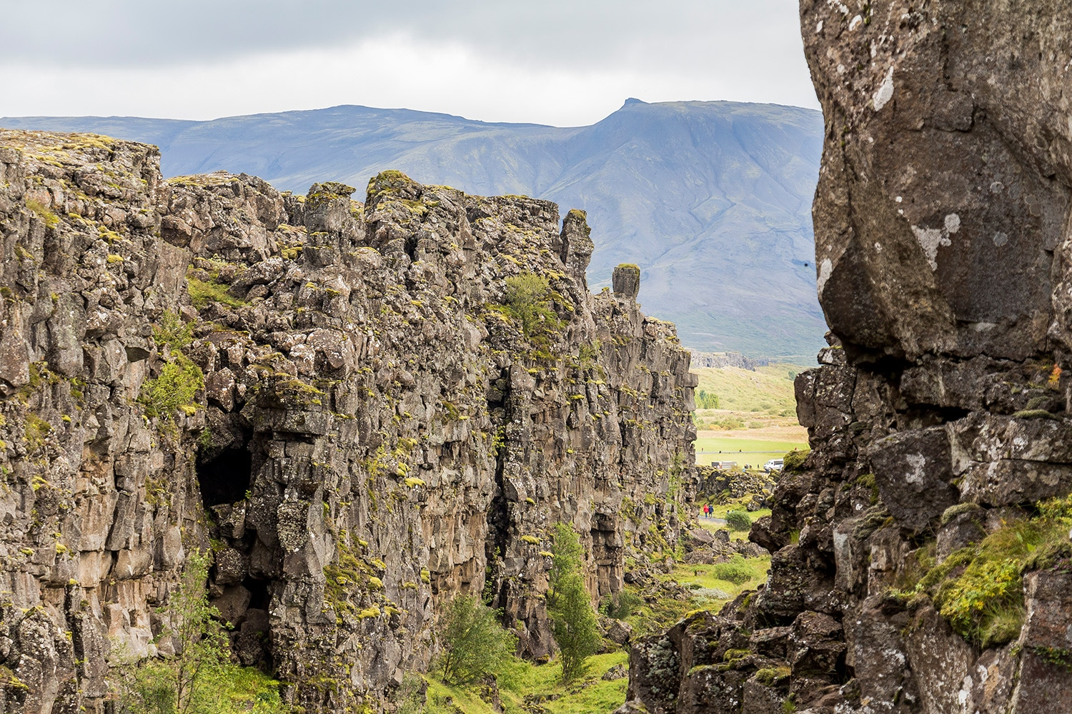 Thingvellir Nationalpark Island