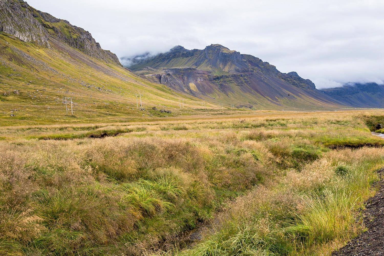 Typische Landschaft Snaefellsnes