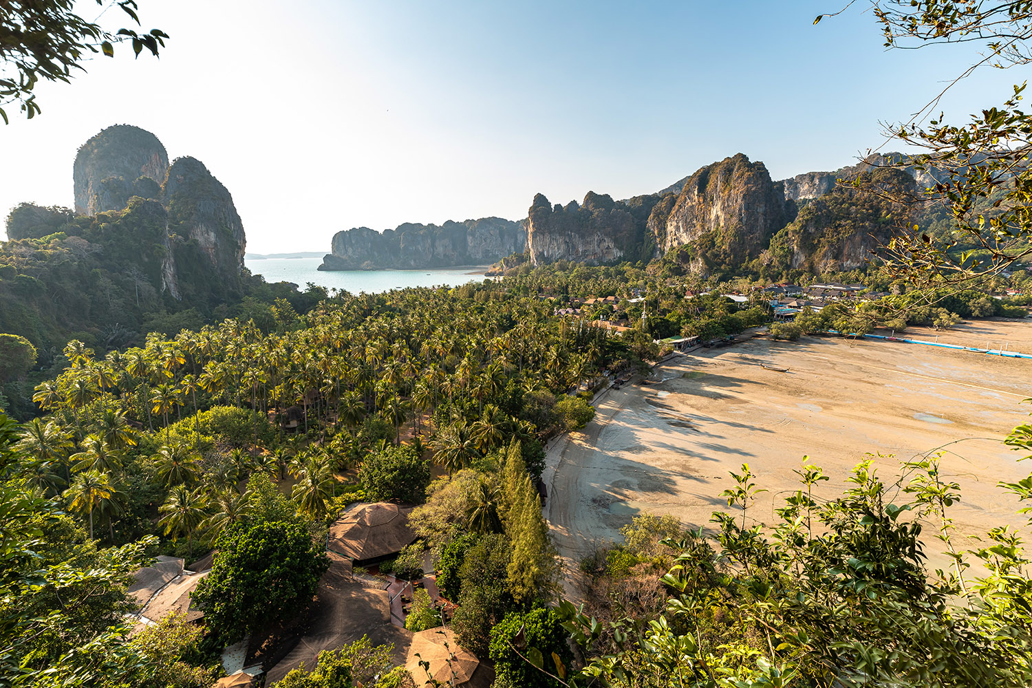Railay View Point, Krabi