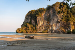 Railay Beach Ost, Krabi